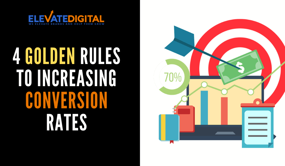 4 Golden Rules To Increase Your Landing Page Conversion Rate