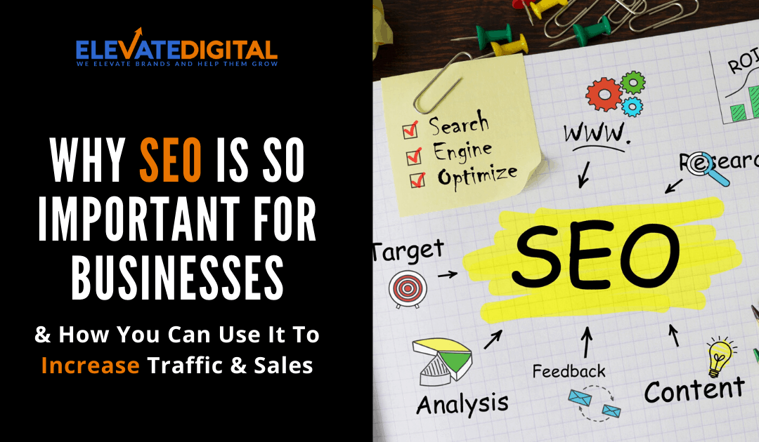 Everything You NEED to Know About Why SEO is Important