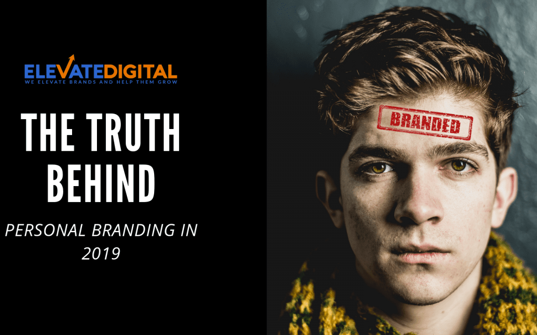 3 Reasons You Should Invest In Your Personal Brand