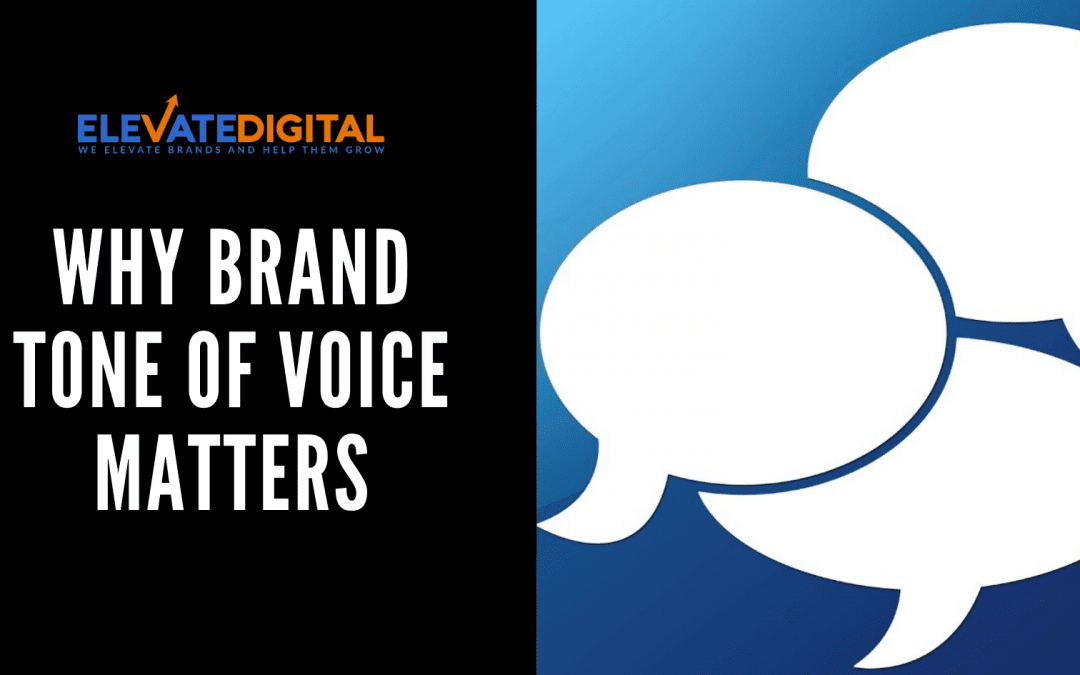 Brand Tone Of Voice | Elevate Digital