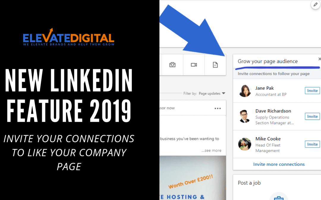 How To Invite Connections To Like LinkedIn page