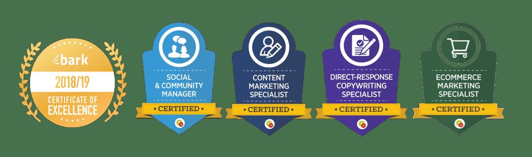Elevate Digital - Digital Marketer Certifications