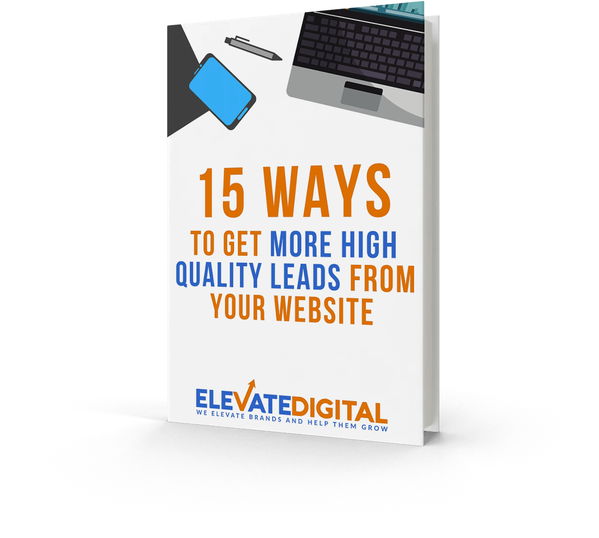 Elevate Digital Increase Your Conversion Rate Guide