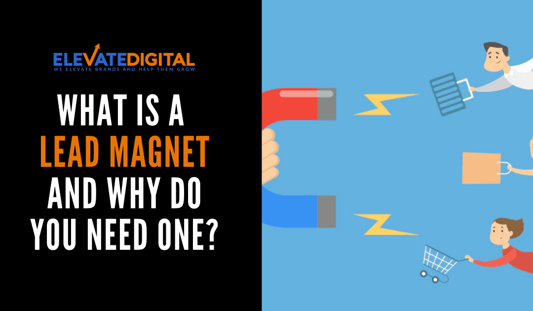 Lead Magnets: What They Are & Why You Need One