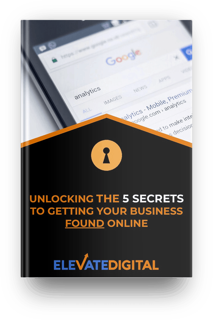 Elevate Digital 5 SEO Secret Downloadable Guide
