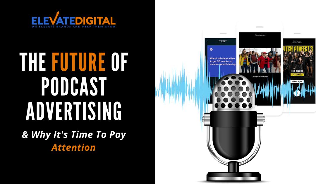 Podcast Advertising - Elevate Digital