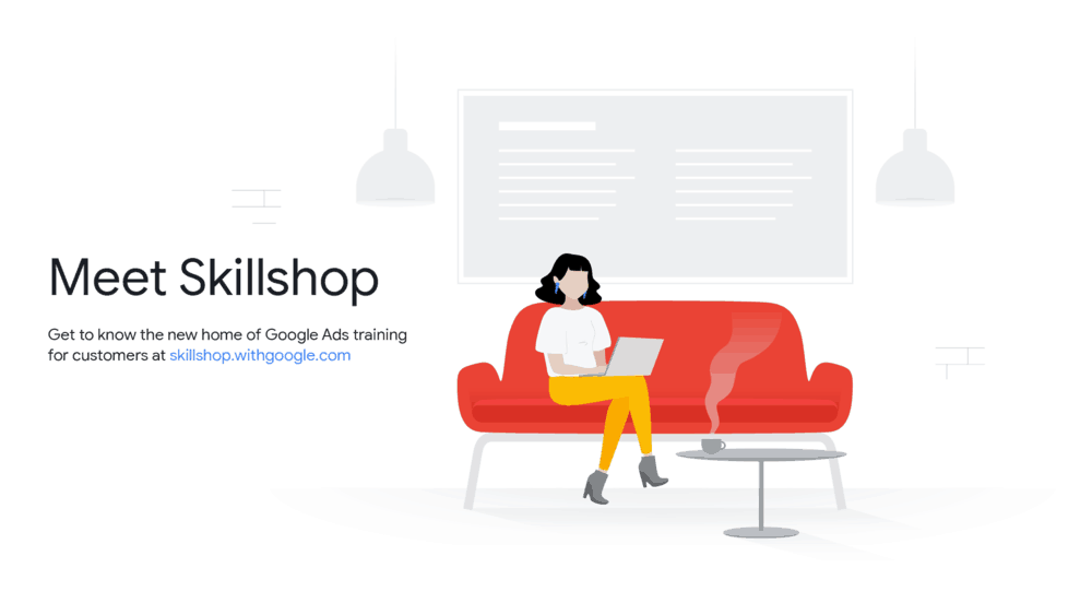 Screenshot of Google Skillshop