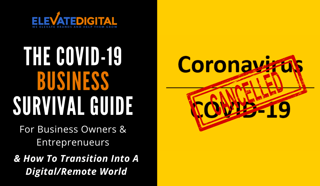 COVID-19 Online Business Guide