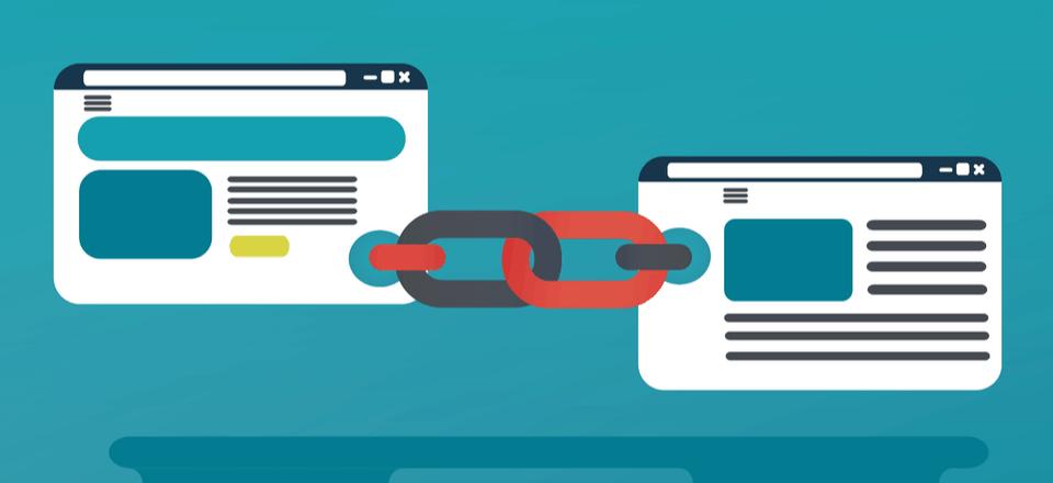 External websites backlinking