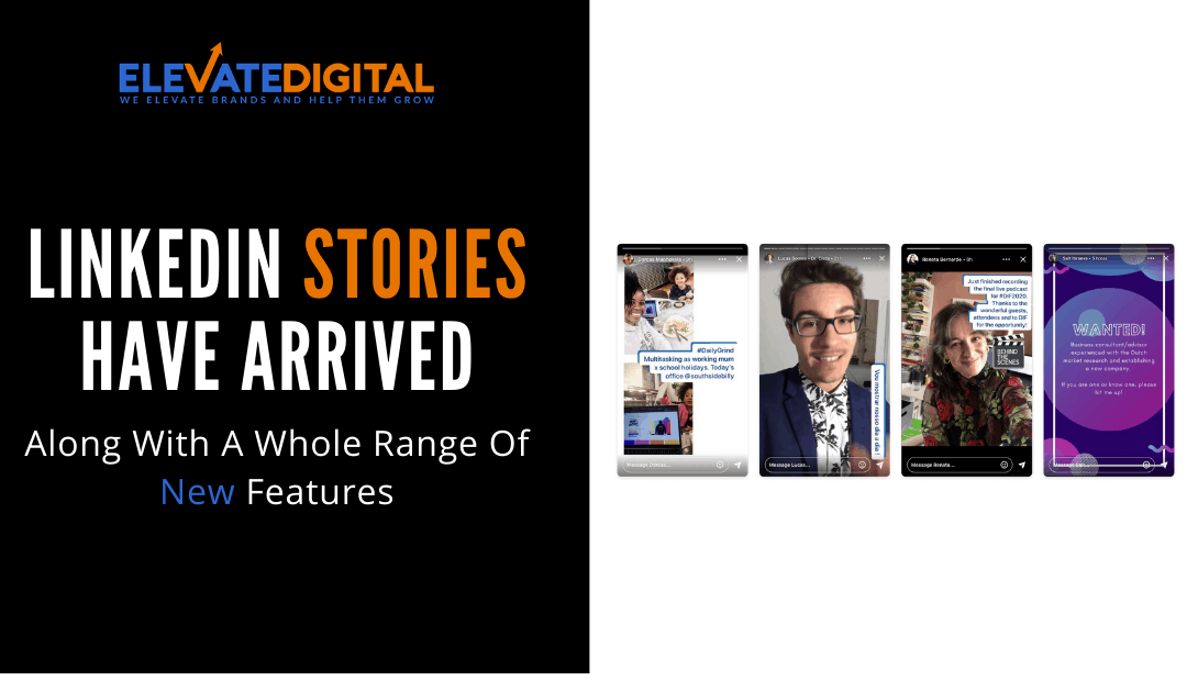 LinkedIn Launches LinkedIn Stories