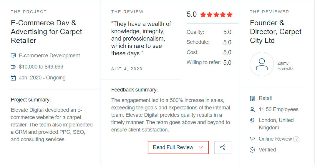 Elevate Digital Clutch Review For Marketing & SEO