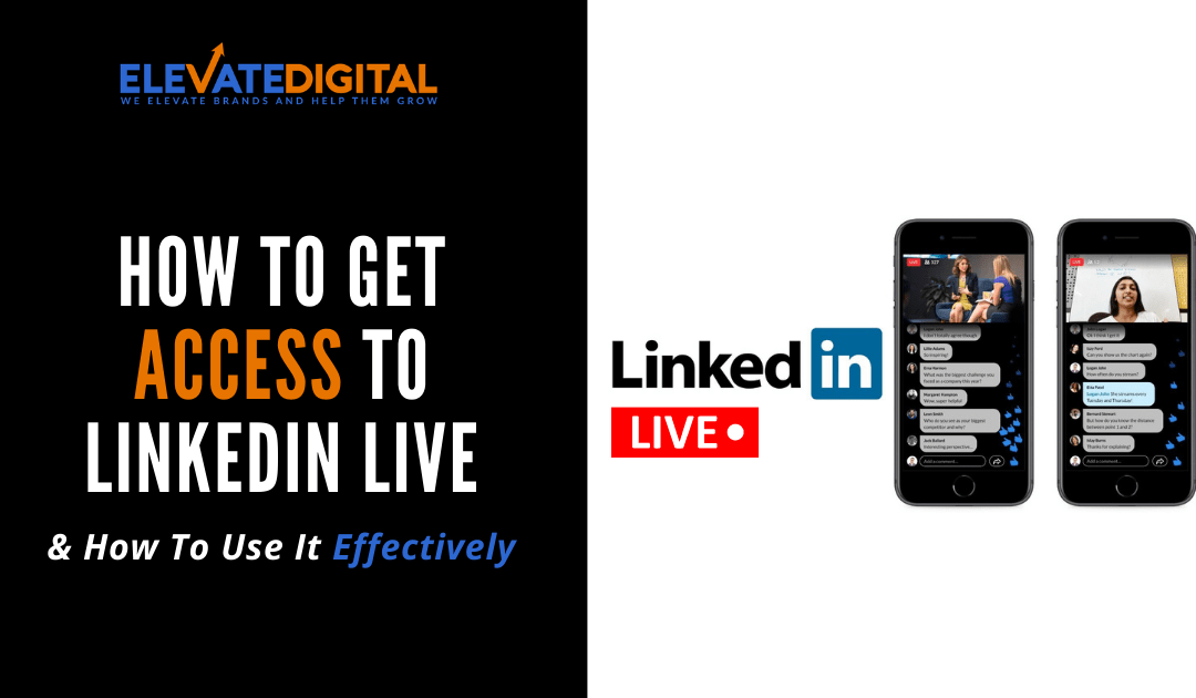 How To Get LinkedIn Live Access (Without Getting Rejected)